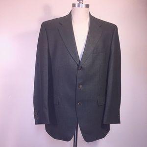Polo University Sport Coat Ralph Lauren 44 T Green
